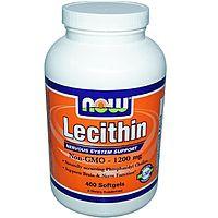 Лецитин 400 капсул.