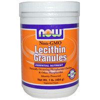 Лецитин (соевый) Без ГМО. В гранулах.454 гр.