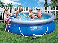 Надувной бассейн Bestway 3.66m x91cm (57142)