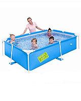 Каркасный бассейн Bestway 239 см х 150 см х 58 см  (56220)