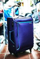 """Чемодан дорожный """"Polo King-9068- 28 дюймов"""" (фиолетовый)"""