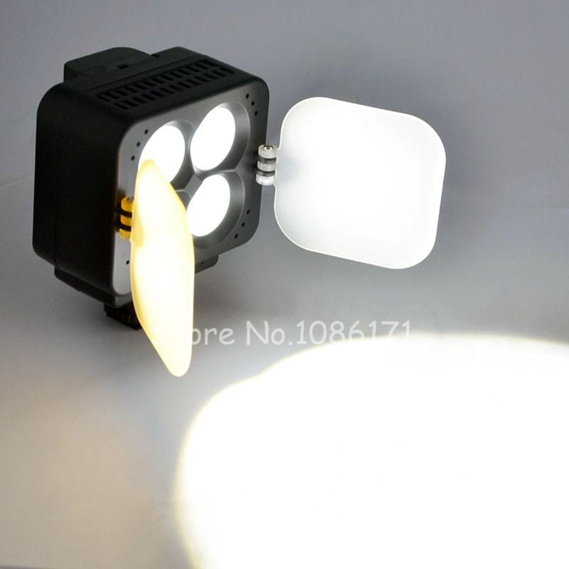 Накамерный прожектор T4