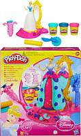 Play-Doh Игровой набор Пластилина Платье Золушки, фото 1