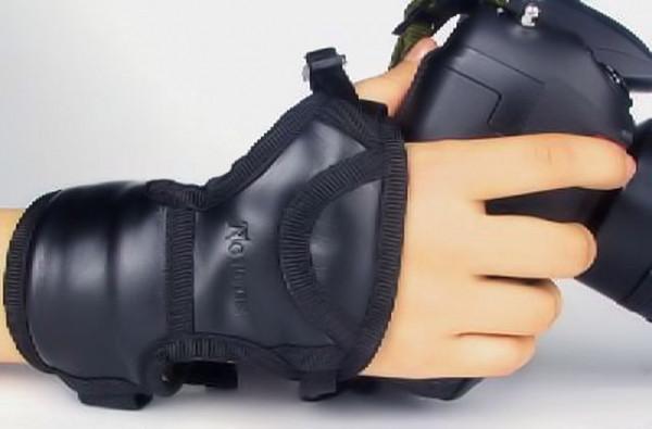 Кистевой ремень на запястье для SONY  (комфорт+страховка)