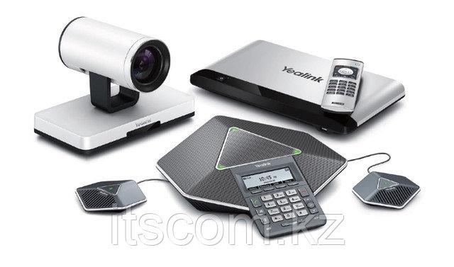 Новые системы видеоконференцсвязи от Yealink
