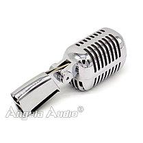 Микрофон Винтажный классический профессиональный  (проводной), фото 3