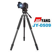 Профессиональный штатив Jie Yang 0509A