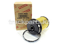 Фильтр топливный №1 HINO 300 E4 оригинал HINO 23304-78091, фото 1