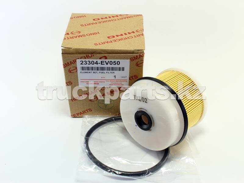 Фильтр топливный №2 HINO 300 оригинал HINO 23304-EV050