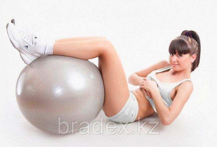 "Мяч для фитнеса ""ФИТБОЛ-75"" Fitness Ball 75 sm - фото 3"