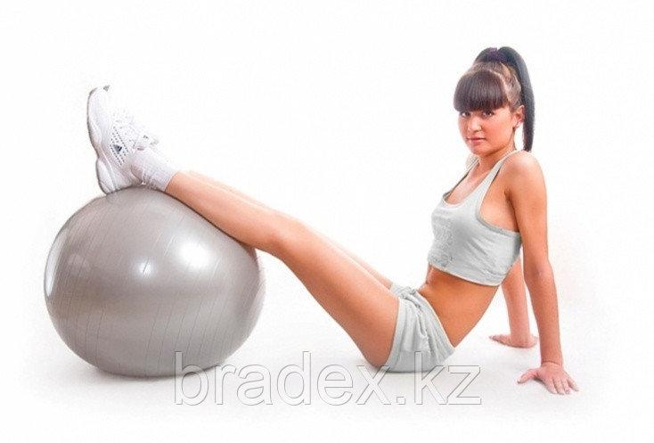 "Мяч для фитнеса ""ФИТБОЛ-75"" Fitness Ball 75 sm - фото 4"