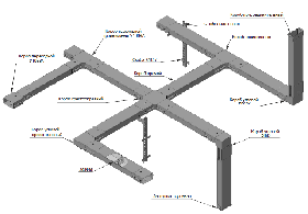 Короба монтажные типа У1079 У3 и другие