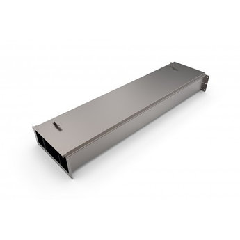 Короб ККБ-3ПО-0,2*0,5-3 трехканальный прямой плоский