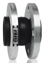Гибкое резиновое соединение Faf 5000