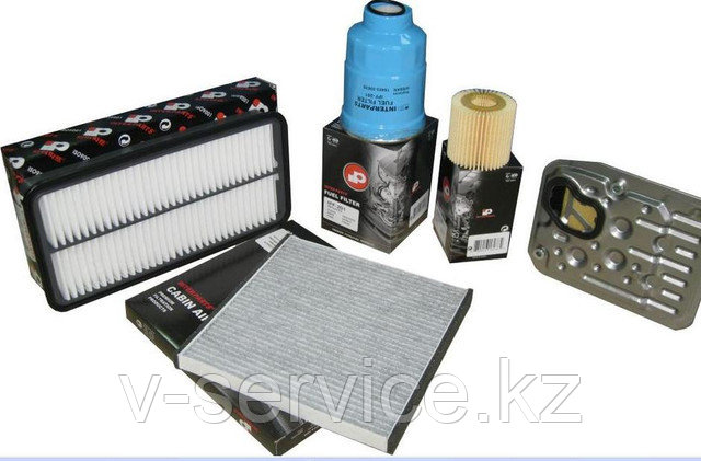 Фильтр воздушный IPA  K045/IPA H050 (SFA 6124, LX 2957)