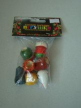 Русские народные деревянные игрушки