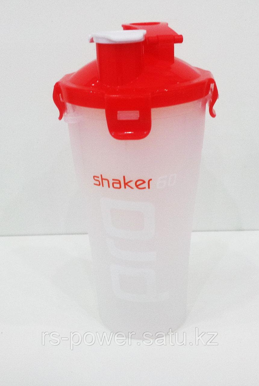Шейкер для приготовления коктейлей