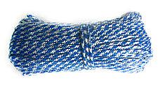 Веревка полипропиленовая Д-4 (цветная) 4мм*50м
