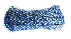 Веревка полипропиленовая Д-8 (цветная) 8мм*100м