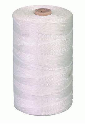 НИТЬ КАПРОНОВАЯ Д-0,5мм*200м (белая), фото 2