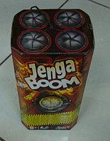 Jenga Boom. Дженга Бум. Настольная игра. Хасбро, фото 1