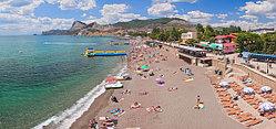 Товары для пляжа и бассейнов.