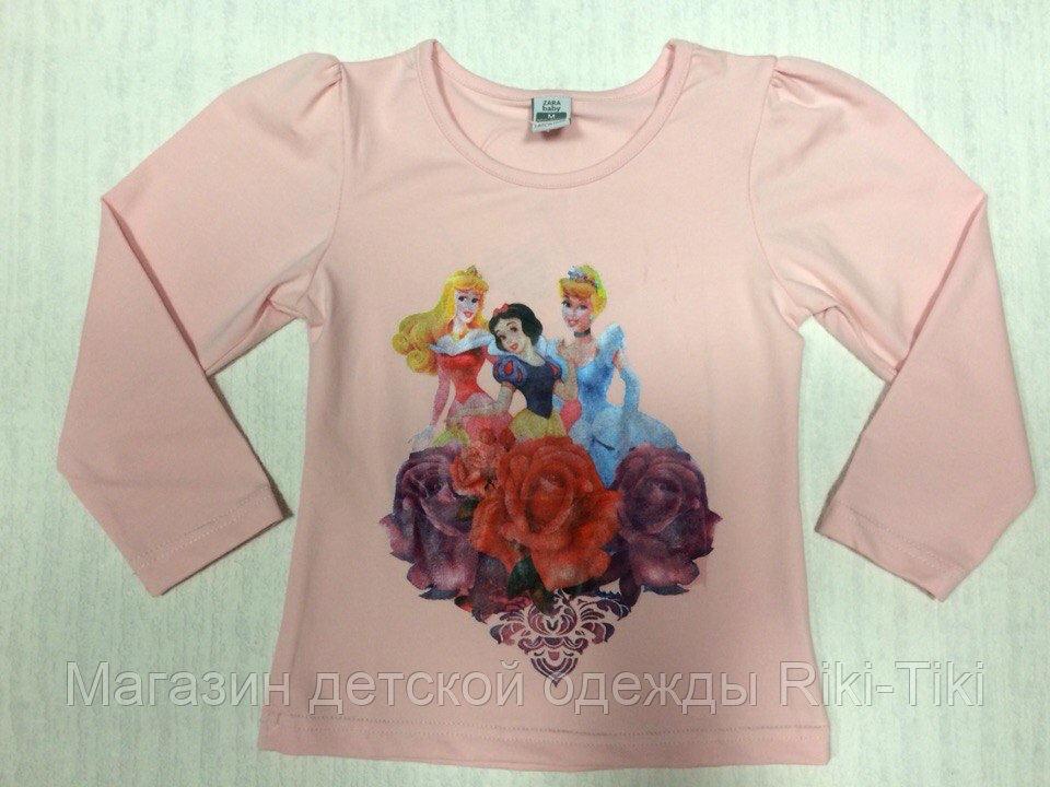 Блузка для девочка
