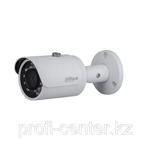 HAC-HFW1200SP Видеокамера циллиндрическая уличная 2мр  ИК подсв до 30 м