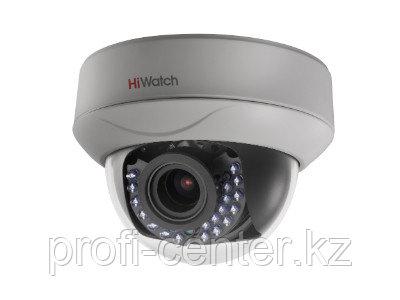 DS-T227 HD-TVI Купольная камера (Варифокальная)