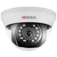 DS-T101 Купольная камера 1мр HD-TVI / CVBS f2.8мм / 92.0° -20°C...+45°C