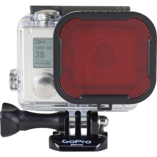 Фильтр красный для GoPro HERO 3+/4