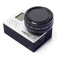 37 мм CPL цвето-корректирующий фильтр для GoPro 3+/4, фото 1