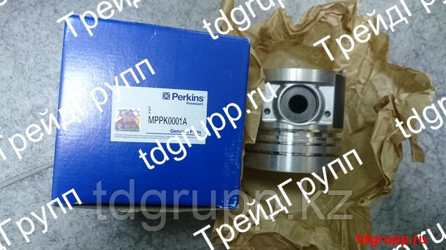MPPK0001A Поршень с пальцем (+0,25 mm) Perkins