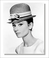 Постер Audrey Hepburn