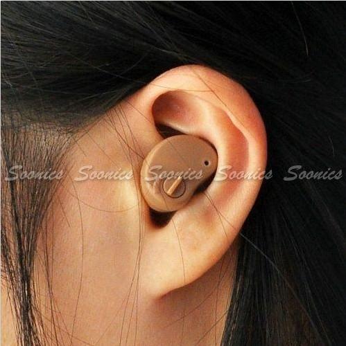 Слуховые аппараты, Усилители звука.