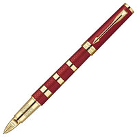 Ручка Parker Ingenuity Large Ring Red Rubber & Metal GT 1858534