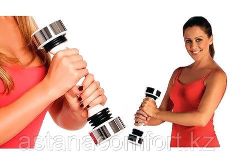 Гантеля-тренажер Шейк Уэйт (Shake Weight) - Быстрый результат для женщин