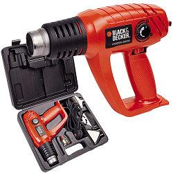 Технический ( строительный, промышленный ) фен Black&Decker KX2000K
