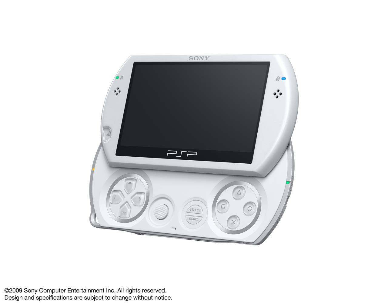 Приставка Sony PSP GO  PSP-N1006PB