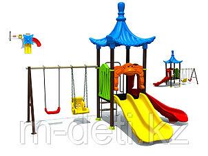 Детский игровой комплекс Волна HD112 HUADONG