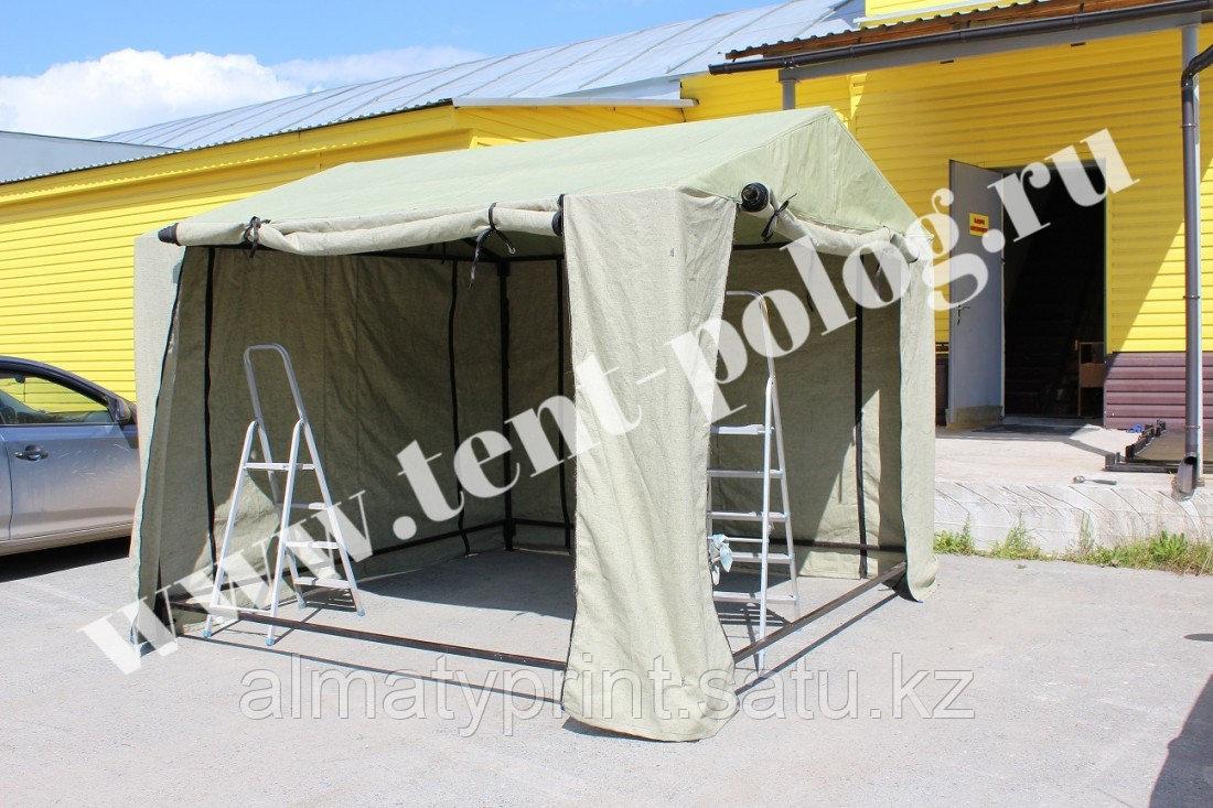 Изготовление палаток - фото 7