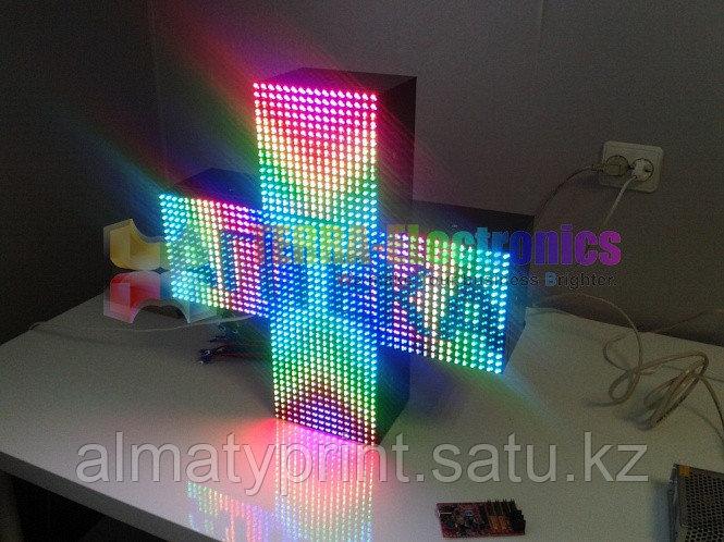 Светодиодные аптечные кресты - фото 9