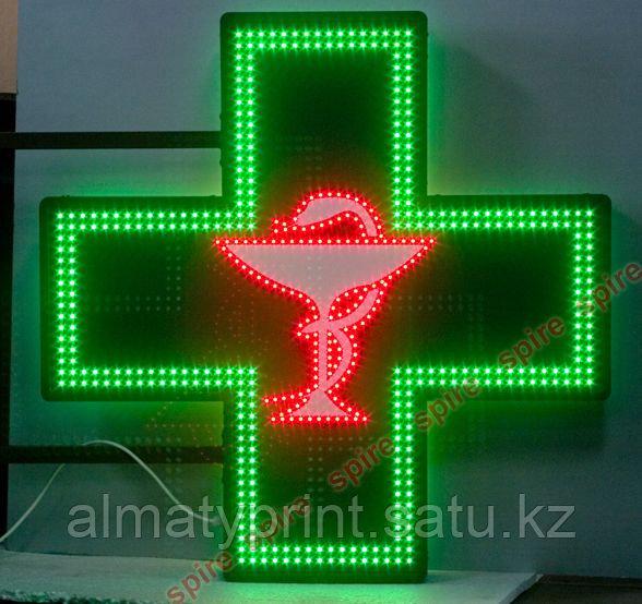 Светодиодные аптечные кресты - фото 10