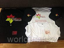 Печать на спецовки, футболки, бейсболки