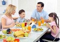 Здоровое питание для красоты и здоровья. Сбалансированное питание для всей семьи.