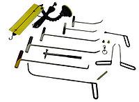 Комплект инструмента для рихтовки вмятин без покраски