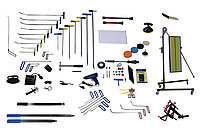 Набор профессионального PDR инструмента (34 позиции)