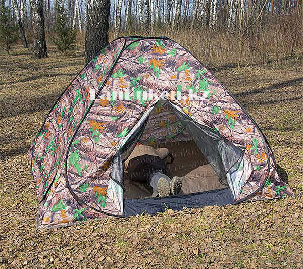 Палатка автоматическая 230* 230 см - фото 2