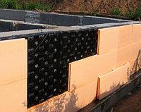 Утепление фундамента и цоколя - способы защиты фундамента от промерзания