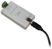 Блок сопряжения Топаз-119-26М (для согласования интерфейсов RS-485 и USB)